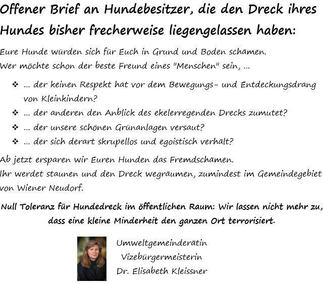 Hundedreck_OffenerBrief